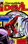 Cover for L' Incredibile Devil (Editoriale Corno, 1970 series) #18