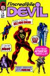 Cover for L'Incredibile Devil (Editoriale Corno, 1970 series) #22