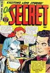 Cover for Our Secret (Superior Publishers Limited, 1949 series) #7