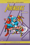 Cover for Avengers : L'intégrale (Panini France, 2006 series) #1