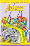Cover for Avengers : L'intégrale (Panini France, 2006 series) #2