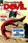 Cover for L' Incredibile Devil (Editoriale Corno, 1970 series) #29