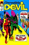 Cover for L'Incredibile Devil (Editoriale Corno, 1970 series) #30