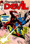 Cover for L'Incredibile Devil (Editoriale Corno, 1970 series) #31