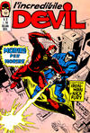 Cover for L' Incredibile Devil (Editoriale Corno, 1970 series) #31