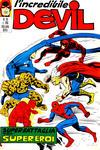 Cover for L' Incredibile Devil (Editoriale Corno, 1970 series) #35