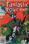 Cover Thumbnail for Fantastic Four (1961 series) #345 [Australian Newsstand Edition]