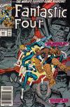 Cover Thumbnail for Fantastic Four (1961 series) #347 [Australian]