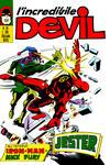 Cover for L'Incredibile Devil (Editoriale Corno, 1970 series) #39