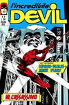 Cover for L' Incredibile Devil (Editoriale Corno, 1970 series) #41
