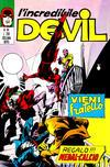 Cover for L' Incredibile Devil (Editoriale Corno, 1970 series) #44