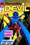 Cover for L' Incredibile Devil (Editoriale Corno, 1970 series) #45
