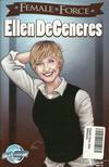 Cover Thumbnail for Female Force Ellen DeGeneres (2010 series) #1
