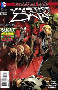 Cover Thumbnail for Justice League Dark (DC, 2011 series) #27