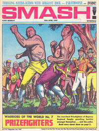 Cover Thumbnail for Smash! (IPC, 1966 series) #169