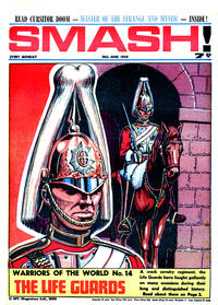 Cover Thumbnail for Smash! (IPC, 1966 series) #176
