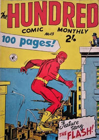 Cover Thumbnail for The Hundred Comic Monthly (K. G. Murray, 1956 ? series) #13
