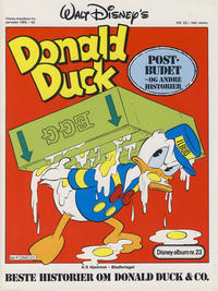 Cover Thumbnail for Walt Disney's Beste Historier om Donald Duck & Co [Disney-Album] (Hjemmet / Egmont, 1978 series) #23 - Postbudet