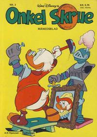Cover Thumbnail for Onkel Skrue (Hjemmet / Egmont, 1976 series) #3