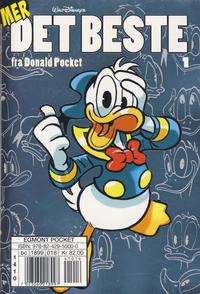 Cover Thumbnail for Mer det beste fra Donald Pocket (Hjemmet / Egmont, 2014 series) #1
