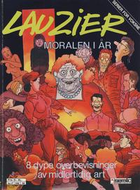 Cover Thumbnail for Lauzier (Semic, 1983 series) #[6] - Moralen i år