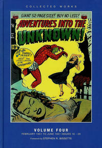 Cover Thumbnail for Collected Works: Adventures into the Unknown (PS, 2011 series) #4