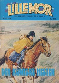 Cover Thumbnail for Lillemor (Serieforlaget / Se-Bladene / Stabenfeldt, 1969 series) #23/1979