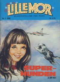 Cover Thumbnail for Lillemor (Serieforlaget / Se-Bladene / Stabenfeldt, 1969 series) #1/1980