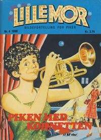 Cover Thumbnail for Lillemor (Serieforlaget / Se-Bladene / Stabenfeldt, 1969 series) #4/1980