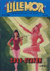 Cover Thumbnail for Lillemor (Serieforlaget / Se-Bladene / Stabenfeldt, 1969 series) #11/1980