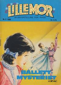 Cover Thumbnail for Lillemor (Serieforlaget / Se-Bladene / Stabenfeldt, 1969 series) #5/1980