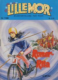 Cover Thumbnail for Lillemor (Serieforlaget / Se-Bladene / Stabenfeldt, 1969 series) #7/1980