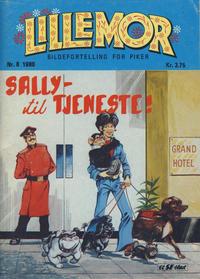 Cover Thumbnail for Lillemor (Serieforlaget / Se-Bladene / Stabenfeldt, 1969 series) #8/1980