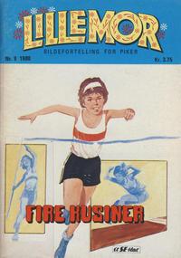 Cover Thumbnail for Lillemor (Serieforlaget / Se-Bladene / Stabenfeldt, 1969 series) #9/1980