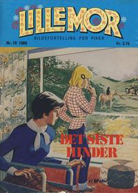 Cover Thumbnail for Lillemor (Serieforlaget / Se-Bladene / Stabenfeldt, 1969 series) #10/1980