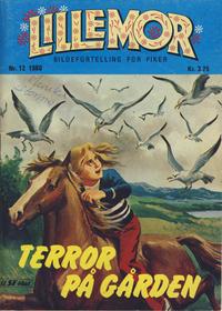 Cover Thumbnail for Lillemor (Serieforlaget / Se-Bladene / Stabenfeldt, 1969 series) #12/1980