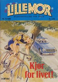 Cover Thumbnail for Lillemor (Serieforlaget / Se-Bladene / Stabenfeldt, 1969 series) #13/1980