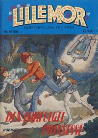 Cover Thumbnail for Lillemor (Serieforlaget / Se-Bladene / Stabenfeldt, 1969 series) #14/1980