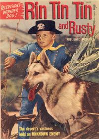 Cover Thumbnail for Rin Tin Tin (Magazine Management, 1958 series) #20