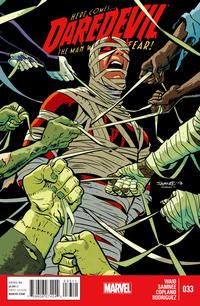 Cover Thumbnail for Daredevil (Marvel, 2011 series) #33