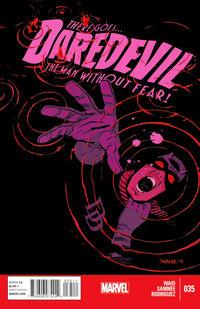 Cover Thumbnail for Daredevil (Marvel, 2011 series) #35
