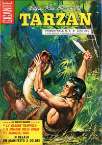 Cover Thumbnail for Tarzan Gigante (Editrice Cenisio, 1969 series) #5
