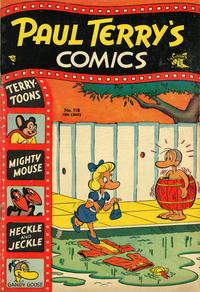 Cover Thumbnail for Paul Terry's Comics (St. John, 1951 series) #118