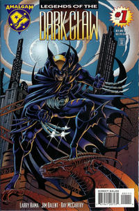 Cover Thumbnail for Legends of the Dark Claw (DC, 1996 series) #1 [Direct Edition]
