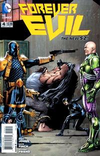 Cover Thumbnail for Forever Evil (DC, 2013 series) #4 [Gary Frank Villains Cover]