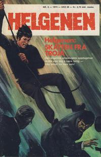 Cover Thumbnail for Helgenen (Nordisk Forlag, 1973 series) #6/1974