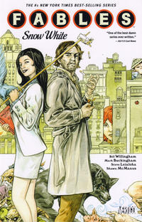Cover Thumbnail for Fables (DC, 2002 series) #19 - Snow White