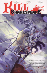 Cover Thumbnail for Kill Shakespeare (IDW, 2010 series) #1 - A Sea of Troubles