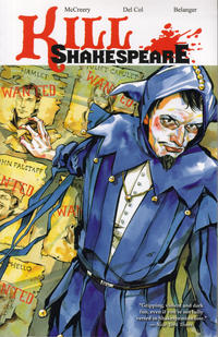 Cover Thumbnail for Kill Shakespeare (IDW, 2010 series) #2 - The Blast of War
