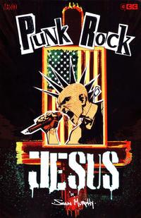 Cover Thumbnail for Punk Rock Jesus (ECC Ediciones, 2013 series)
